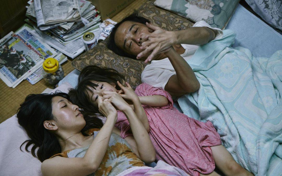 """""""Shoplifters"""" nomeado para Melhor Filme Estrangeiro na 91ª Cerimónia dos Óscares"""