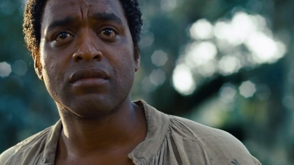 Chiwetel Ejiofor nomeado para Oscar de Melhor actor
