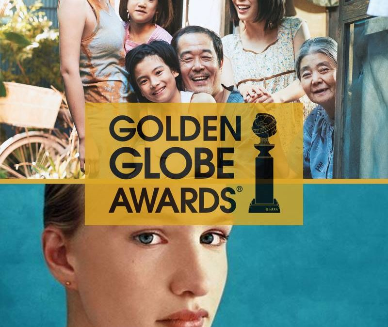 """""""Shoplifters"""" e """"Girl"""" nomeados na 76ª Edição dos Golden Globe Awards."""