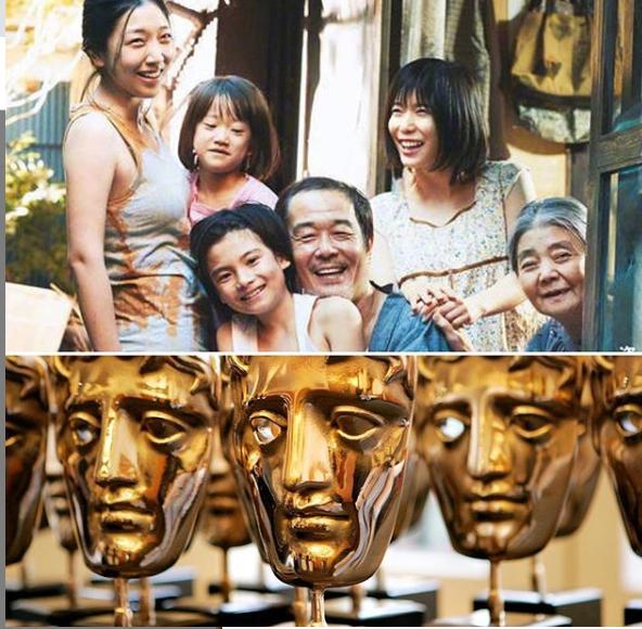 """Shoplifters"" nomeado na 72ª Edição dos BAFTA"