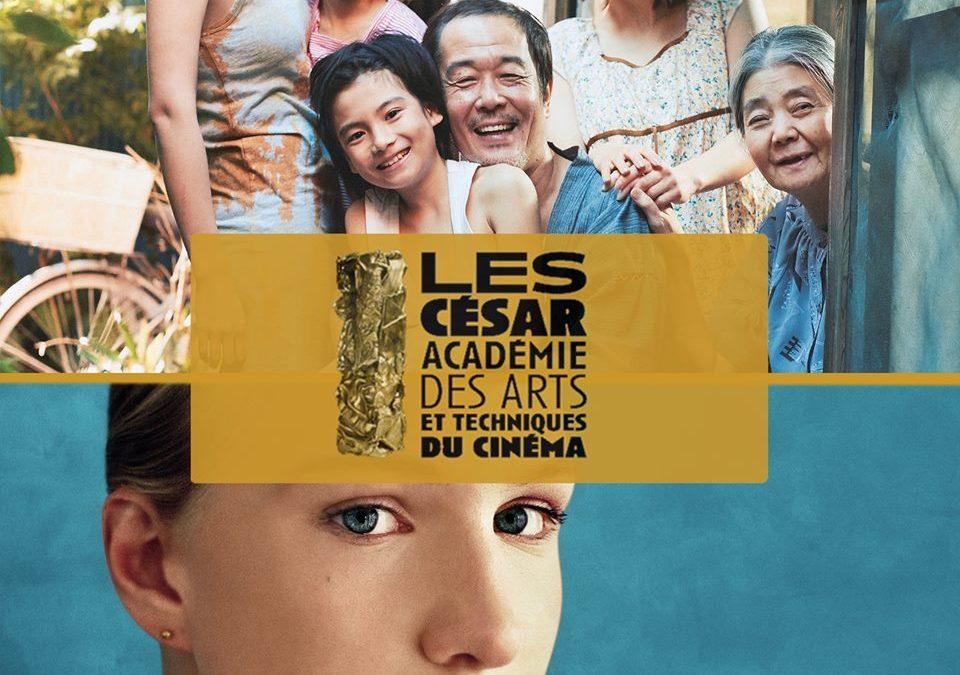"""""""Shoplifters"""" venceu o César de Melhor Filme Estrangeiro"""
