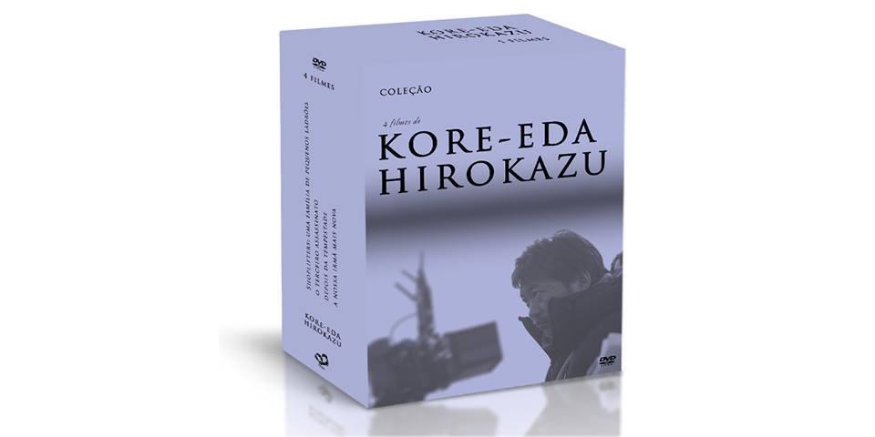 Lançamento Pack Kore-Eda Hirokazu na FNAC Chiado
